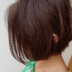 ナチュラル オフィス 夏 大人女子 ヘアスタイルや髪型の写真・画像