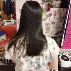 外国人風カラー 最新トリートメント 髪質改善トリートメント フェミニン ヘアスタイルや髪型の写真・画像
