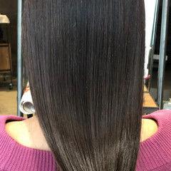 ロング oggiotto ミルクティーグレージュ 透明感カラー ヘアスタイルや髪型の写真・画像