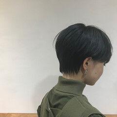 ショートヘア ショート ベリーショート ショートボブ ヘアスタイルや髪型の写真・画像