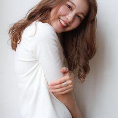 セクシー 可愛い ナチュラル 韓国ヘア ヘアスタイルや髪型の写真・画像