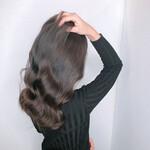 髪質改善トリートメント エレガント ブリーチカラー 髪質改善