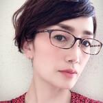 ゆるふわ くせ毛風 40代 エレガント