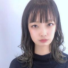 透明感 デート ナチュラル 清楚 ヘアスタイルや髪型の写真・画像