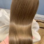 髪質改善トリートメント コンサバ ロング トリートメント