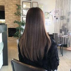 ナチュラル 美髪 髪質改善 名古屋市守山区 ヘアスタイルや髪型の写真・画像