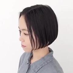 ナチュラル ショート ショートカット ショートボブ ヘアスタイルや髪型の写真・画像
