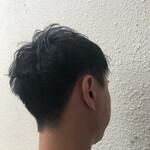 ナチュラル ベリーショート デザイン ショートヘア