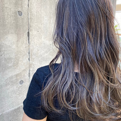 ハイライト コントラストハイライト 極細ハイライト 大人ハイライト ヘアスタイルや髪型の写真・画像