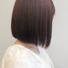 ショートヘア 髪質改善 ナチュラル 銀座美容室 ヘアスタイルや髪型の写真・画像