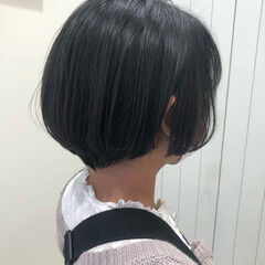 ショート 丸みショート ショートヘア ショートボブ ヘアスタイルや髪型の写真・画像