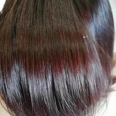 ナチュラル ミディアム 髪エステ 髪質改善トリートメント ヘアスタイルや髪型の写真・画像