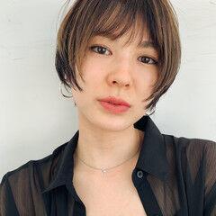 ボブ 似合わせカット 阿藤俊也 PEEK-A-BOO ヘアスタイルや髪型の写真・画像