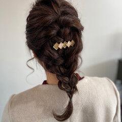 ナチュラル ロング 中津市ヘアセット ヘアセット ヘアスタイルや髪型の写真・画像