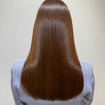 髪質改善トリートメント ブラウンベージュ 髪質改善 イルミナカラー