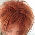 オレンジベージュ アプリコットオレンジ アウトドア オレンジカラー