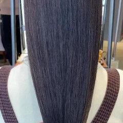 oggiotto ラベージュ ナチュラル 艶髪 ヘアスタイルや髪型の写真・画像