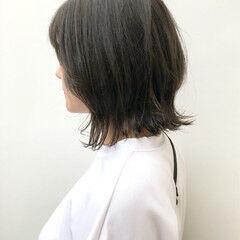 学生 ウルフカット ナチュラル 中学生 ヘアスタイルや髪型の写真・画像