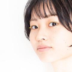 サロモ 大人ショート ナチュラル ショート ヘアスタイルや髪型の写真・画像