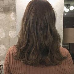 ミディアム 結婚式 オフィス スポーツ ヘアスタイルや髪型の写真・画像