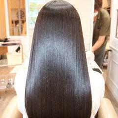 美髪矯正 ナチュラル ヘアケア 美髪 ヘアスタイルや髪型の写真・画像