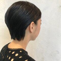 ヘアセット ショート ショートヘア エレガント ヘアスタイルや髪型の写真・画像