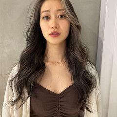 ロング 似合わせカット 阿藤俊也 ナチュラル ヘアスタイルや髪型の写真・画像