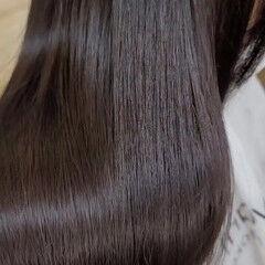 最新トリートメント ロング 髪質改善トリートメント ロングヘアスタイル ヘアスタイルや髪型の写真・画像