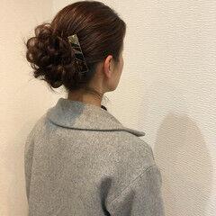 結婚式 アップ 成人式ヘア アップスタイル ヘアスタイルや髪型の写真・画像