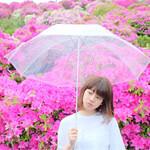 ストレート 雨の日 梅雨 ワンカール