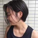秋 アッシュ ナチュラル 艶髪