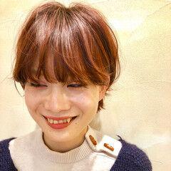 市田莉子さんが投稿したヘアスタイル