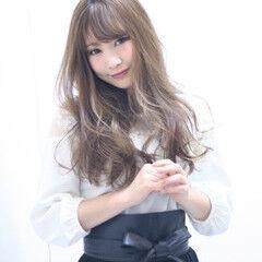 冬 外国人風 上品 アンニュイ ヘアスタイルや髪型の写真・画像