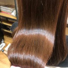 トキオトリートメント ロング ツヤ髪 ナチュラル ヘアスタイルや髪型の写真・画像