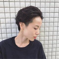 馬橋達佳さんが投稿したヘアスタイル