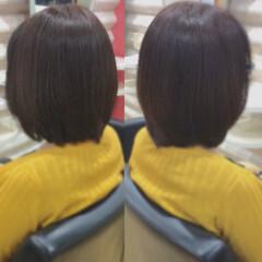 髪質改善 社会人の味方 髪質改善トリートメント 髪質改善カラー ヘアスタイルや髪型の写真・画像