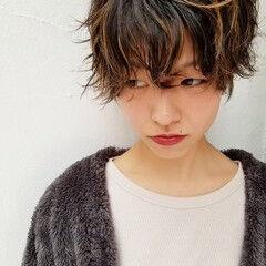 エフォートレス デート フェミニン ガーリー ヘアスタイルや髪型の写真・画像