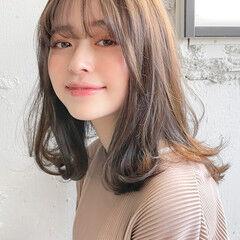 フェミニン アンニュイほつれヘア デート 大人かわいい ヘアスタイルや髪型の写真・画像