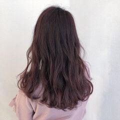 ナチュラル ヘアアレンジ 簡単ヘアアレンジ セミロング ヘアスタイルや髪型の写真・画像