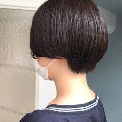黒髪 長澤まさみ ナチュラル ショートボブ ヘアスタイルや髪型の写真・画像