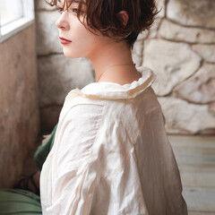 高円寺ショート ショート ベリーショート ストリート ヘアスタイルや髪型の写真・画像