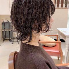 ウルフパーマ ウルフレイヤー ネオウルフ ウルフカット ヘアスタイルや髪型の写真・画像
