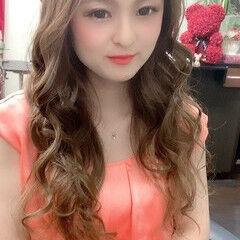 ポンパドール 簡単ヘアアレンジ ナチュラル ヘアアレンジ ヘアスタイルや髪型の写真・画像