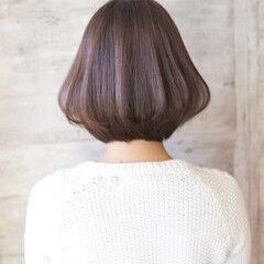 ショート コンサバ ショートボブ ハンサムショート ヘアスタイルや髪型の写真・画像