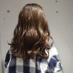 ナチュラル 360度どこからみても綺麗なロングヘア 透明感カラー ロング ヘアスタイルや髪型の写真・画像