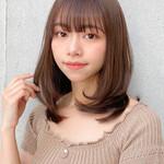 ワンカールパーマ モテ髪 デジタルパーマ レイヤースタイル