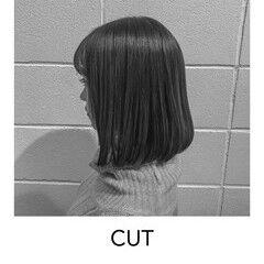 成人式 ボブ ショートカット 原宿 ヘアスタイルや髪型の写真・画像