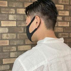 スロウ メンズカラー イルミナカラー メンズカット ヘアスタイルや髪型の写真・画像
