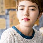 ヘアアレンジ 女子会 ショート リラックス