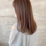 サラサラ 艶髪 N.オイル セミロング
